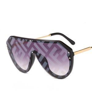 Oversized Summer Sunglasses
